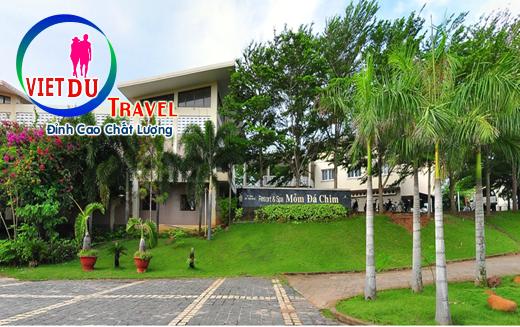 Tour Lagi 2 ngày 1 đêm - Resort 4 sao Mỏm Đá Chim