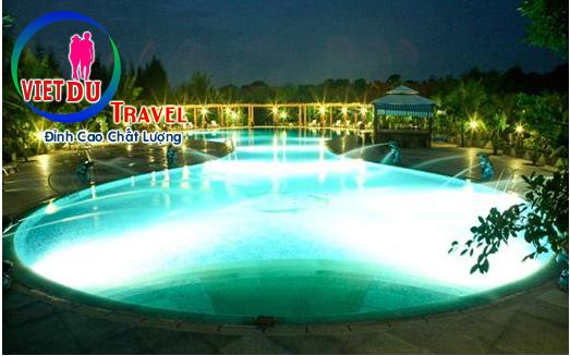 Tour Bình Châu Hồ Cốc 2 ngày 1 đêm - Hồ Cốc Beach Resort 4 sao