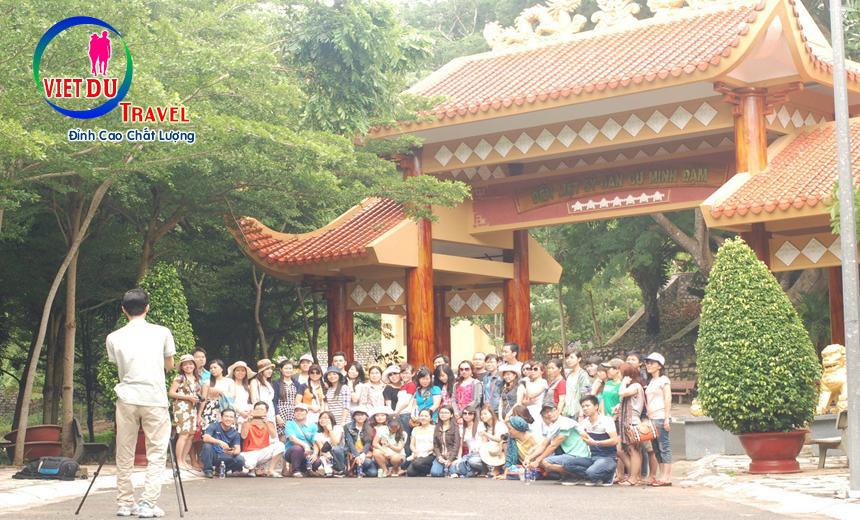 Tour Hồ Tràm 2 ngày 1 đêm giá rẻ
