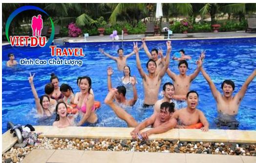 Tour Lagi 2 ngày 1 đêm - Đất Lành Resort 3 sao