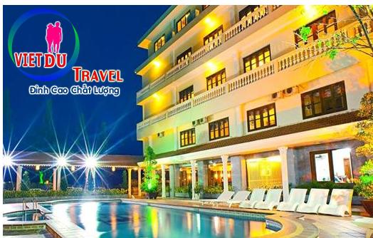 Tour Long Hải 2 ngày 1 đêm ở tại Resort Thùy Dương 3 sao