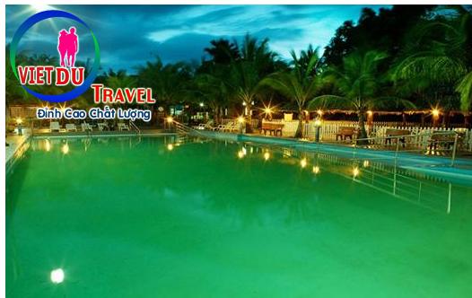 Tour Bình Châu 2 ngày 1 đêm - Resort Bình Châu 4 sao