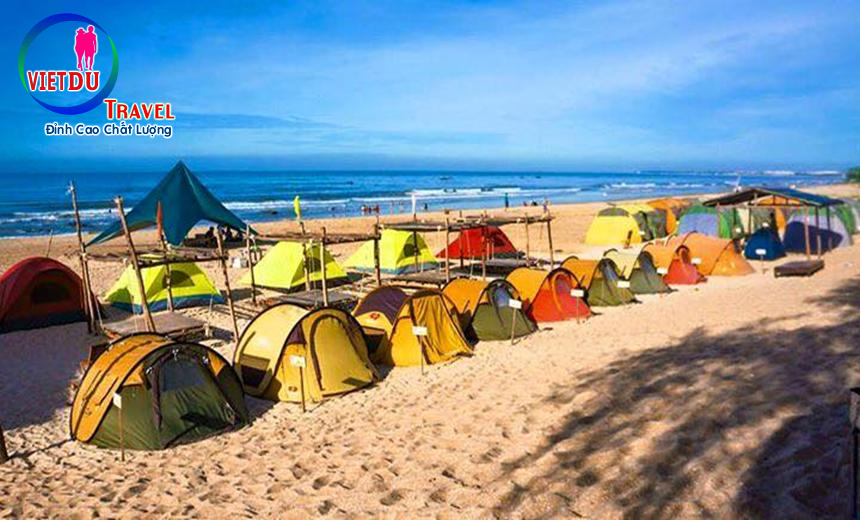 Tour Lagi 2 ngày 1 đêm - Coco Beach Camp