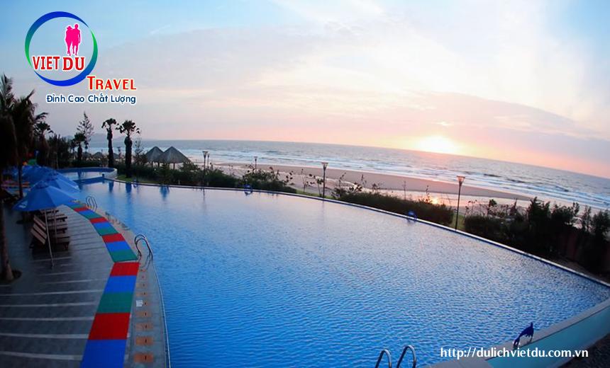 Tour Hồ Tràm - Carmelina Resort Hồ Tràm