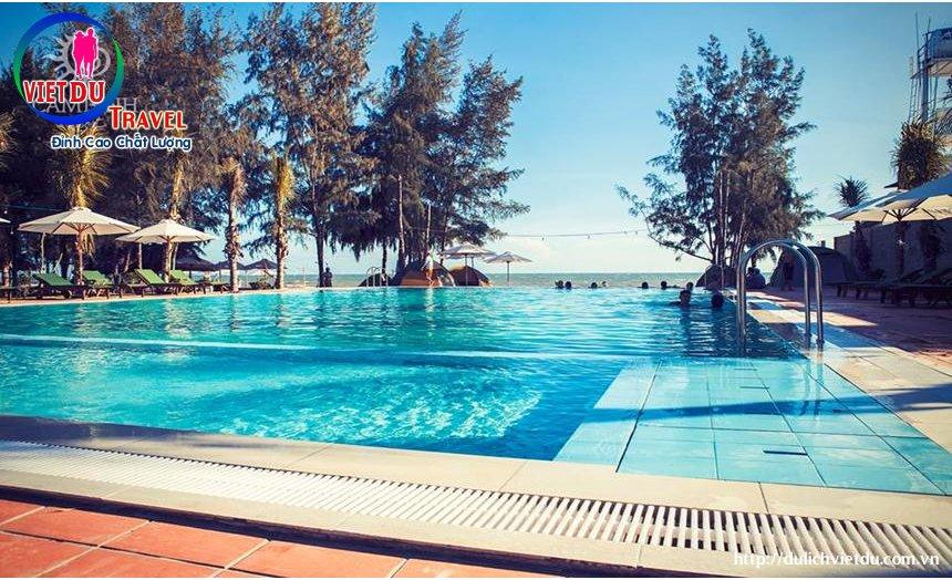 Tour Lagi 2 ngày 1 đêm - Resort Cam Bình