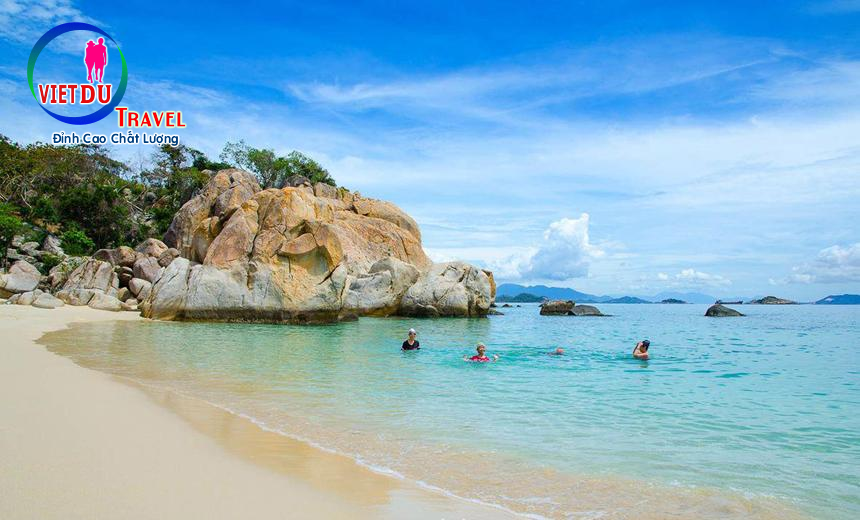 Tour Đảo Bình Ba Ninh Chữ Vĩnh Hy 3 ngày 3 đêm