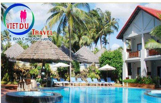 Tour du lịch Mũi Né 2 ngày 1 đêm ở Resort Canary 3 sao