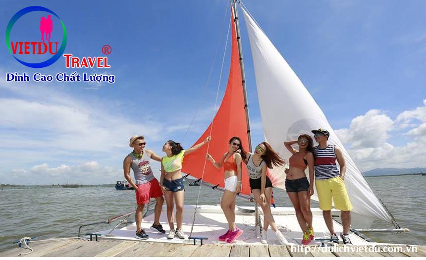 Tour Du Thuyền Marina Vũng Tàu 2 ngày