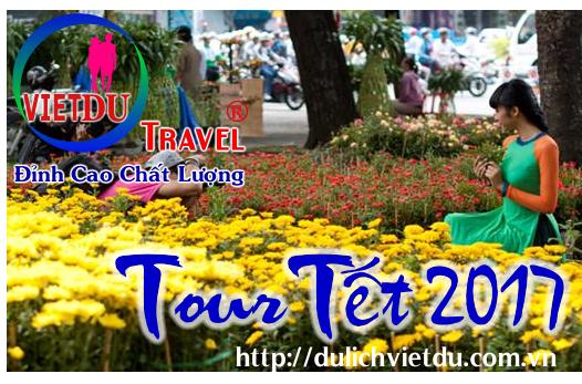Tour Tết 2017 Phan Thiết Mũi Né 2 ngày 1 đêm