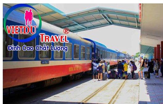Tour đi Phan Thiết bằng tàu hỏa 2 ngày 1 đêm