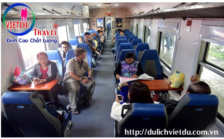 Tour đi Phan Thiết bằng tàu hỏa