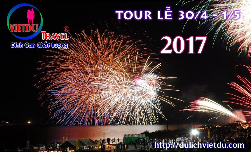 Tour du lịch Miền Tây Lễ 30/4/2017