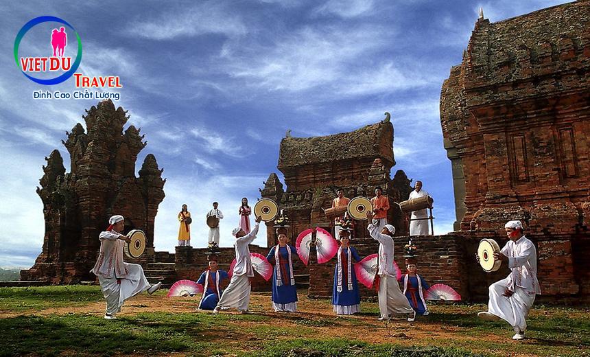 Tour Ninh Chữ Vĩnh Hy 2 ngày 2 đêm
