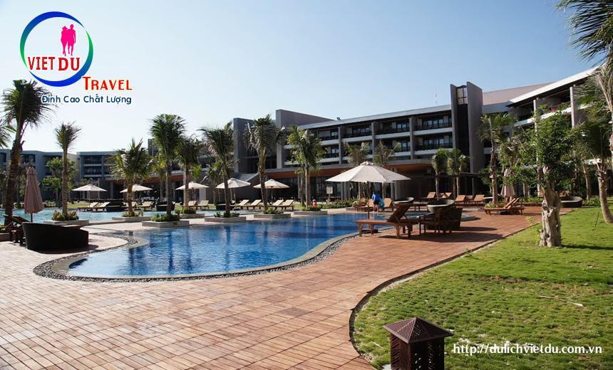 Resort Vietsovpetro 4 saoResort Vietsovpetro 4 sao