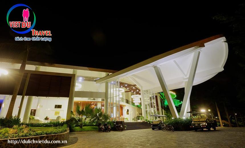 Tour Hồ Tràm 2 ngày 1 đêm – Carmelina Beach Resort 4 sao