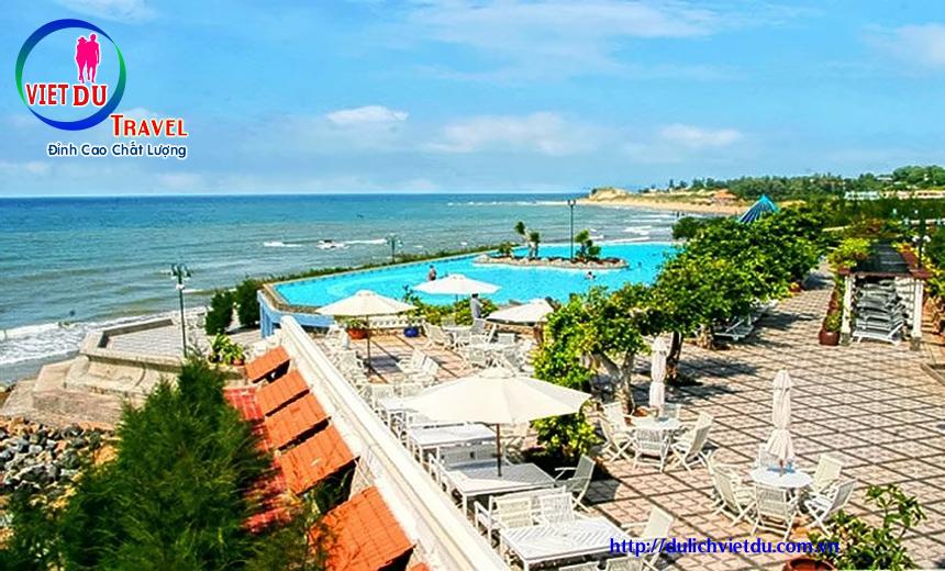 Tour nghỉ dưỡng tại Long Hải