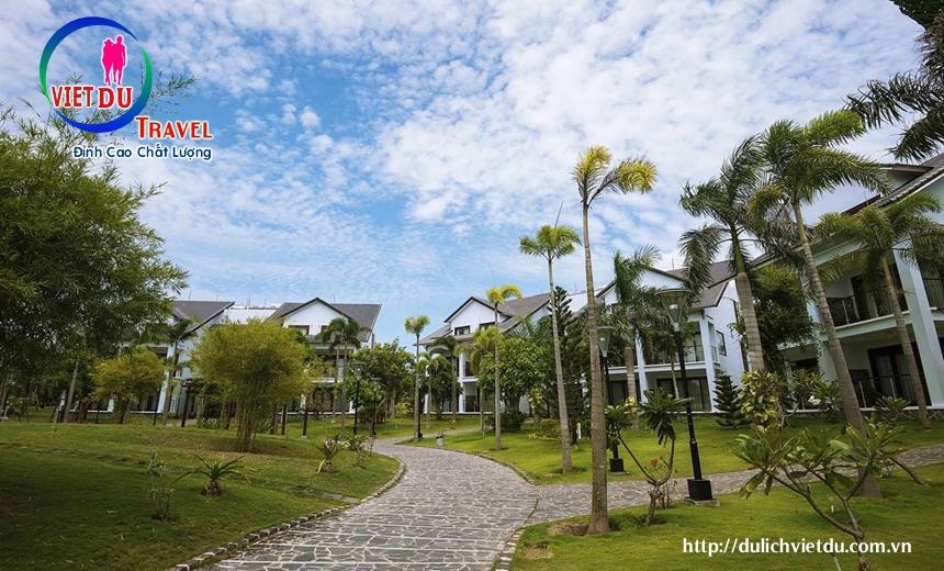 Carmelina Resort Hồ Tràm 4 sao