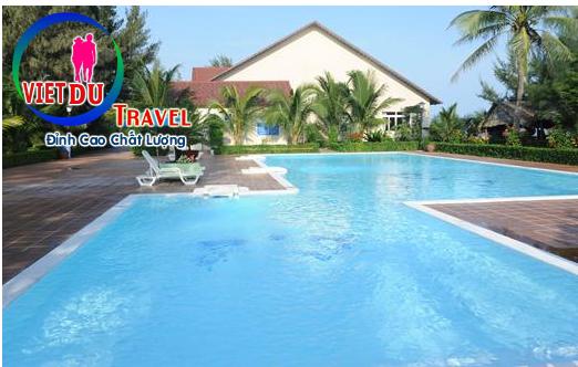 Tour Bình Châu Hồ Cốc 2 ngày 1 đêm - Resort Hương Phong 3 sao