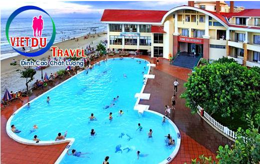 Tour Vũng Tàu 2 ngày 1 đêm - Resort Intourco 4 sao