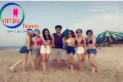 Tour Coco Beach Camp – Lagi 2 ngày 1 đêm