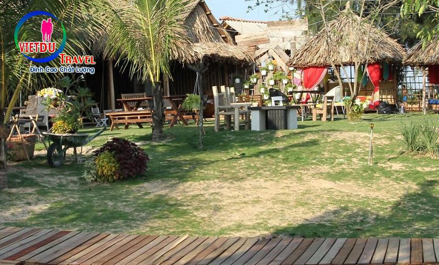 Tour Lagi 2 ngày 1 đêm - ở tại Sơn Mỹ Beach Resort