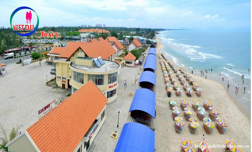 Tour Vũng Tàu 2 ngày 1 đêm – Resort Intourco 4 sao