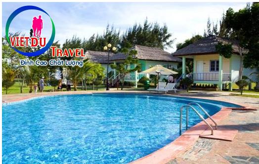 Tour Vũng Tàu 2 ngày giá rẻ - Resort 3 sao Paradise