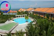 Tour Ninh Chữ Vĩnh Hy 3 ngày 2 đêm ở Resort 3 sao Long Thuận