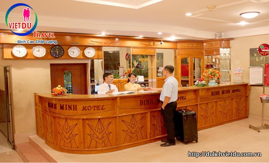 Tour Phan Thiết 2 ngày 1 đêm ở khách sạn Bình Minh 2 sao