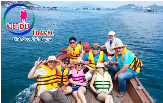 Tour Đảo Bình Ba Ninh Chữ Vĩnh Hy
