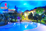 Tour Lagi 3 ngày 2 đêm ở Resort 4 sao Mỏm Đá Chim