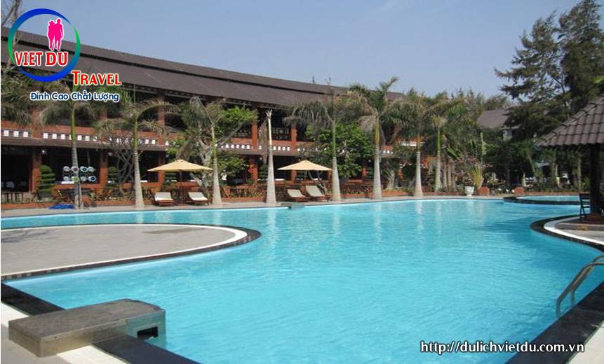 Tour Mũi Né 2 ngày 1 đêm giá rẻ ở Resort 3 sao Peace