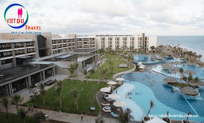 Tour Hồ Tràm 3 ngày 2 đêm – Resort 4 sao Vietsovpetro