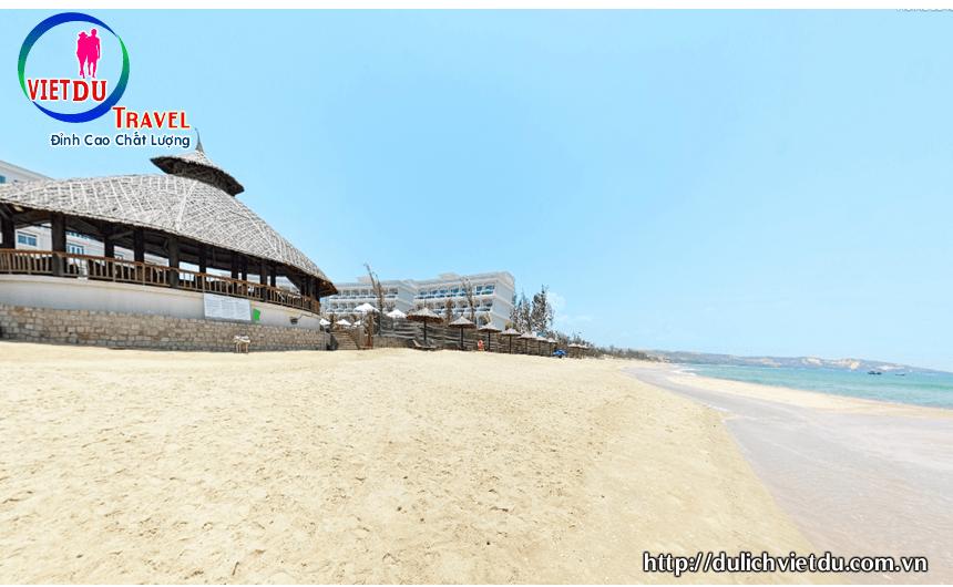 Tour nghỉ Dưỡng Mũi Né 2 ngày 1 đêm – The Sailing Bay Beach Resort 4 Sao