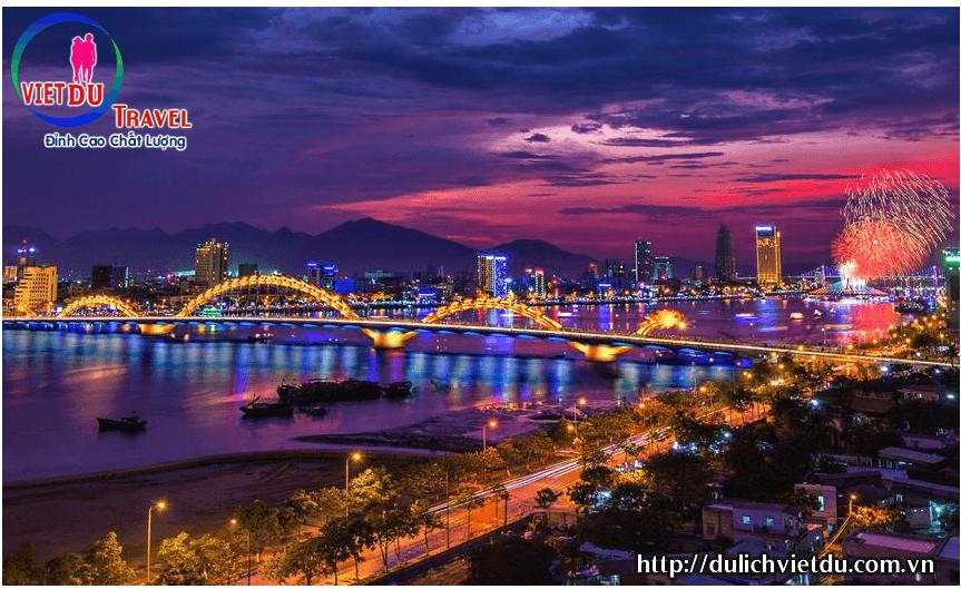 Tour Đà Nẵng 3 ngày 2 đêm – Bao vé máy bay khứ hồi Vietjet Arline