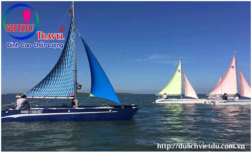 Tour Du Thuyền Marina – Vũng Tàu 2 ngày 1 đêm