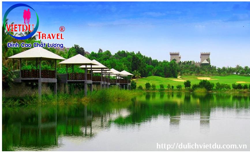 Tour du lịch Mũi Né 3 ngày 2 đêm – Resort  4 sao Madamcuc – Sài Gòn Emerald