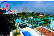 Tour Vũng Tàu Hồ Mây 3 ngày 2 đêm – Khách sạn 3 sao