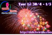 Tour Bình Châu Hồ Cốc Lễ 30/4/2019 ( 2 ngày 1 đêm)