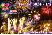 Tour Hàm Thuận Nam Lễ 30/4/2019 ( 2 ngày 1 đêm)