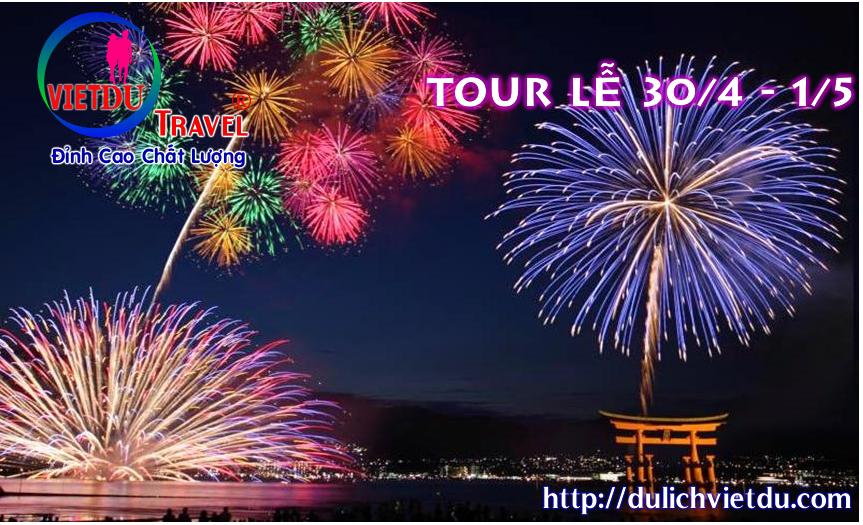 Tour du lịch Miền Tây Lễ 30/4/2018