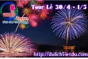 Tour Long Hải Lễ 30/4/2019 giá rẻ ( 2 ngày 1 đêm)