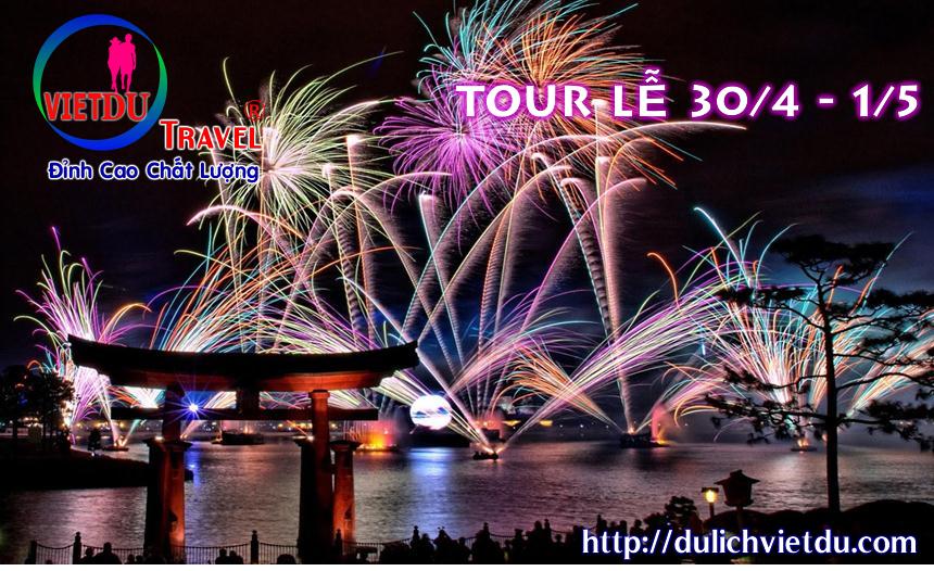 Tour du lịch Đà Lạt 4 ngày 3 đêm Lễ 30/4/2018