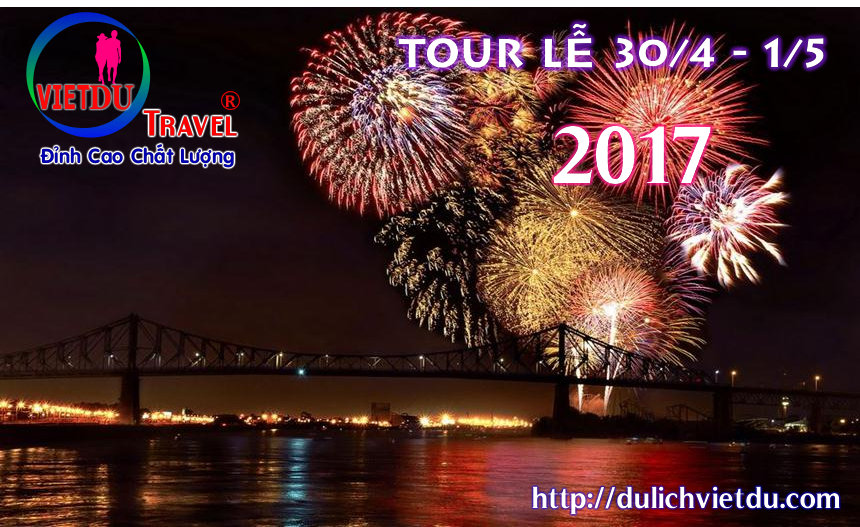 Tour Nha Trang 4 ngày 3 đêm lễ 30/4/2017