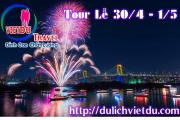 Tour Nha Trang 4 ngày 3 đêm lễ 30/4/2019