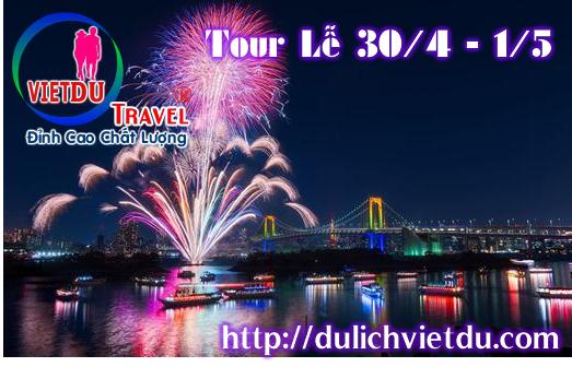 Tour Nha Trang 4 ngày 3 đêm lễ 30/4/2018