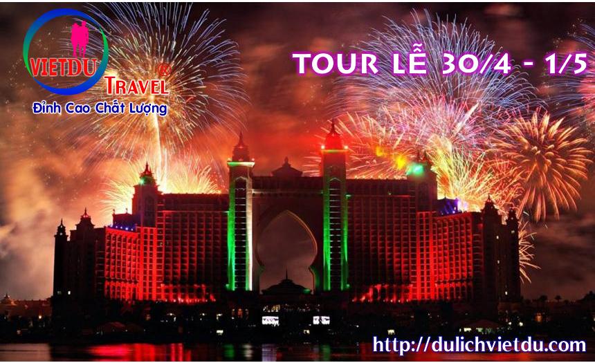 Tour Nha Trang 3 ngày 3 đêm Lễ 30/4/2019