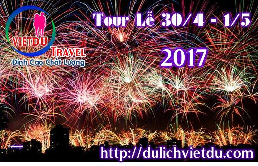 Tour Hàm Thuận Nam Lễ 30/4/2017