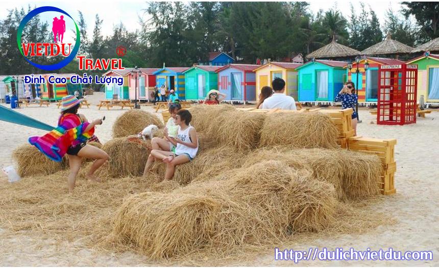 Tour Coco Beach - Cam Bình 2 ngày 1 đêm