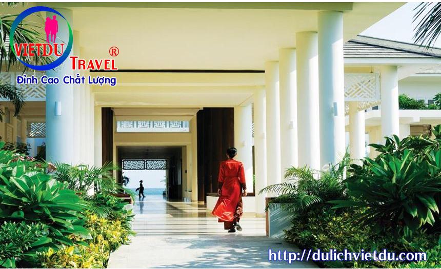 Tour Hàm Thuận Nam 2 ngày 1 đêm tiêu chuẩn 5 sao Princess d'An Nam Resort & Spa